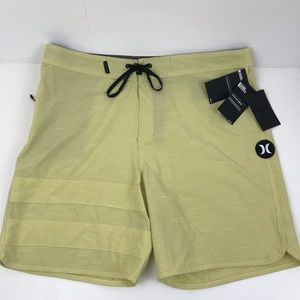 New Hurley Phantom Recycled Material Board Shorts